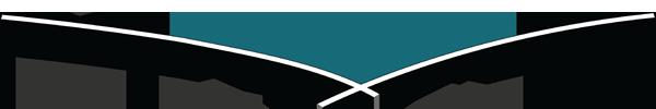 logostreep voor op wit
